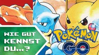Pokémon GO: Wie gut kennst du Pokémon GO?