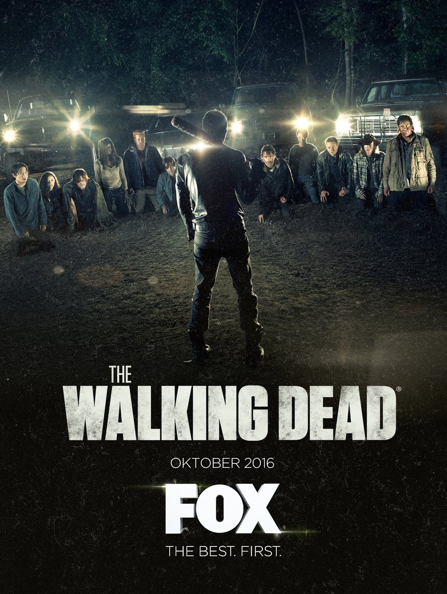 Walking Death Staffel 7