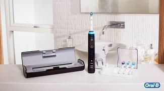 Gewinne das neue, intelligente Zahnputzsystem Oral-B GENIUS mit GIGA TECH