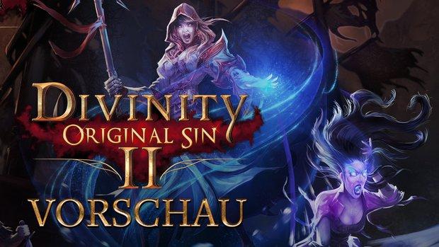 Divinity Original Sin 2: Vorschau auf das Rollenspiel-Schwergewicht