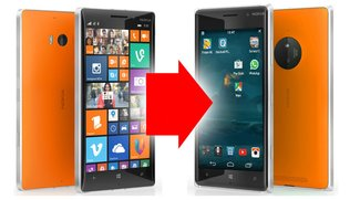 Hacker installiert Android auf Lumia-Smartphone