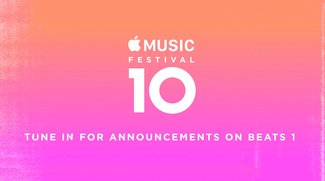 Apple Music Festival 10 findet vom 18. bis 30. September in London statt