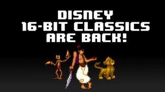 Aladdin, Der König der Löwen und Das Dschungelbuch: 16-bit-Klassiker für den PC veröffentlicht