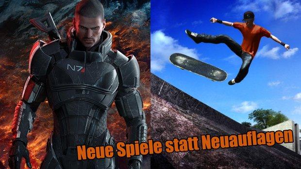 EA: Neuauflage von Mass Effect nicht wahrscheinlich – Skate 4 schon eher
