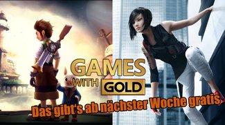 Xbox Live Games with Gold: Diese Gratis-Spiele hält der September bereit
