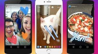 Instagram Stories: Snapchat-Funktion nun auch mit Einhand-Zoom