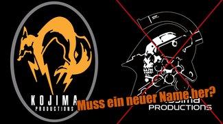 Kojima Productions: Konami besitzt weiter Rechte am Namen des Hideo Kojima-Studios
