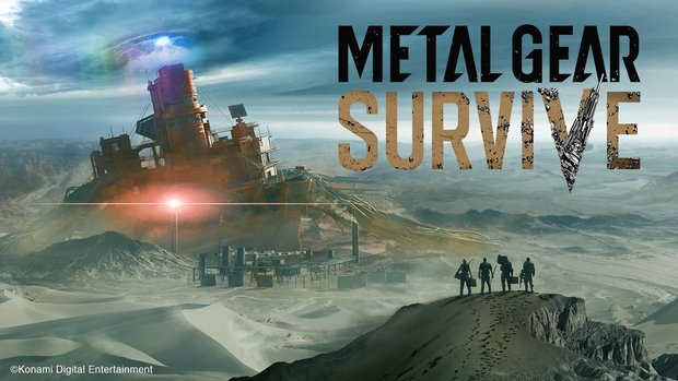 Metal Gear ohne Kojima: Koop-Action in Metal Gear Survive