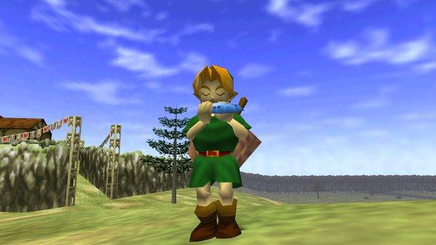 Zelda: Fan steuert sein Haus mit Ocarina