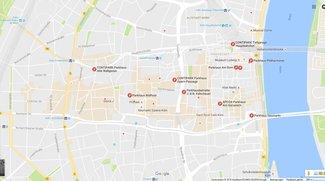 Google Maps: Entfernung messen - so geht's