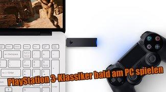 PlayStation Now: Mitsamt Wireless-Adapter für den PC angekündigt