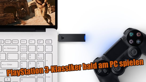 PlayStation Now: Mitsamt Wireless-Adapter für den PC angekündigt
