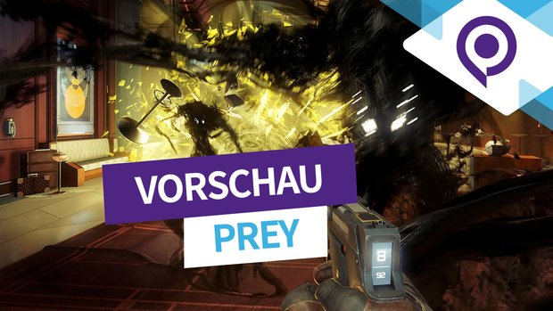 Prey in der Vorschau: So verrückt sind die Waffen und Fähigkeiten (gamescom 2016)