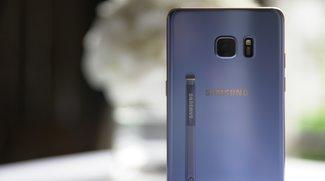 Ende des Samsung Galaxy Note 7: Chronologie einer Katastrophe