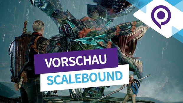 Scalebound in der Vorschau: Der Drachen unserer Träume (gamescom 2016)