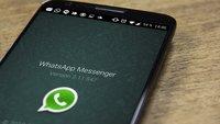 WhatsApp beendet Beschränkung: Dateitypen aller Art ab sofort teilbar
