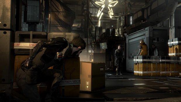 Deus Ex - Mankind Divided: Nebenmissionen im Walkthrough gelöst