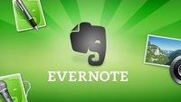 Neue AGB: Evernote-Mitarbeiter dürfen Notizen mitlesen – so widersprecht ihr der Schnüffelei