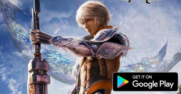 Mobius Final Fantasy: Kostenloses Square-Enix-RPG landet im Play Store