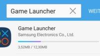 Samsung Game Launcher und Game Tools aktivieren und löschen: Das sollte man wissen