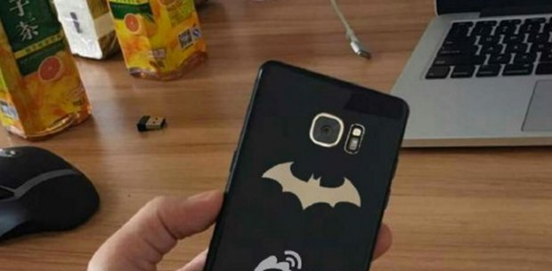 Bat-Phone: Samsung Galaxy Note 7 soll als Injustice-Edition erscheinen