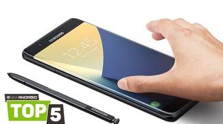 5 Gründe, warum ihr euch das Samsung Galaxy Note 7 kaufen solltet