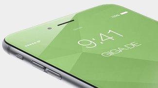 Komplett randlos: So sieht das Smartphone der Zukunft aus
