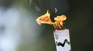 Olympisches Feuer: Was ist die Bedeutung und warum darf es nicht ausgehen?
