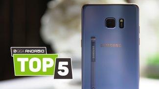 Galaxy Note 7: So hätte Samsung das Edel-Phablet noch besser machen können