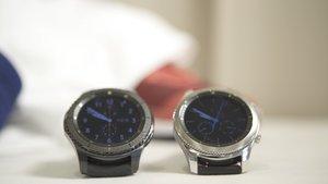Samsung Gear S3: Dieses Feature macht die Smartwatch zum perfekten PC-Begleiter
