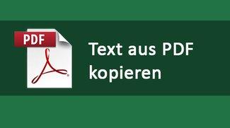 Text aus PDF kopieren – so geht's