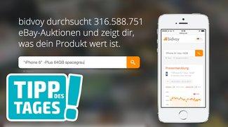 Vergleich aller eBay-Preise von iPhone, iPad, Mac etc. zum Kauf und Verkauf (Web-App-Tipp)