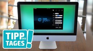 App-Tipp: Wecker für den Mac