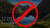 Windows 10: Sperrbildschirm deaktivieren – Anleitung