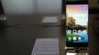 Nubia Z11 im Hands-On-Video: ZTEs Antwort aufs Galaxy S7 edge