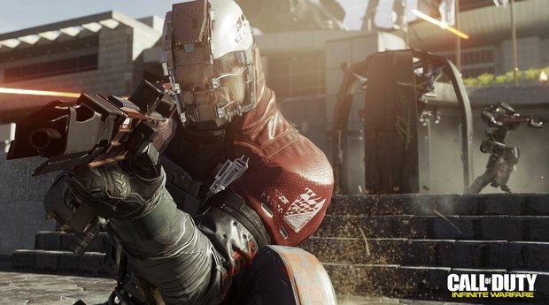 Call of Duty – Infinite Warfare: Trailer zur bald startenden Multiplayer-Beta