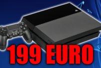 PlayStation 4 für effektiv 199 Euro:<b> So billig war die Konsole noch nie</b></b>