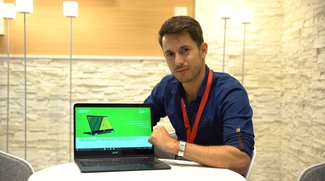 Acer Spin 7: Extrem flaches Windows-Convertible im Hands-On-Video