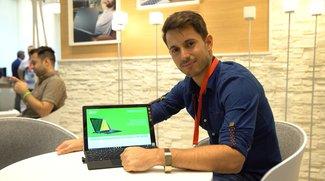 Acer Switch Alpha 12: Passiv gekühltes Core-i-Tablet im Hands-On-Video