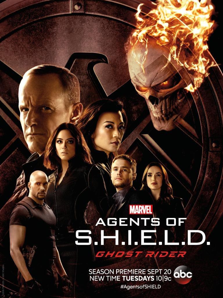 """Marvel's Agents of S.H.I.E.L.D: In der 4. Staffel geht's """"heiß"""" her. Bildquelle: marvel.com"""