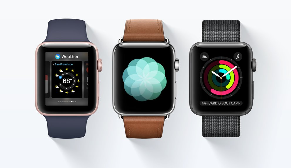 Apple Watch watchOS 3