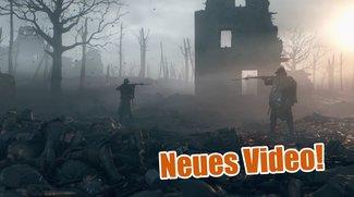 Battlefield 1: Sieh Dir jetzt den ersten Singleplayer-Trailer an