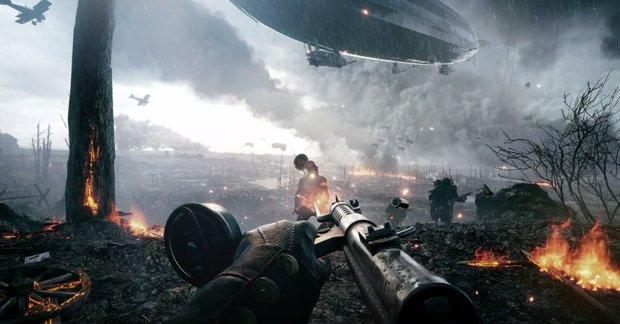 Battlefield 1 lässt Dich mit Kriegstauben in den Kampf ziehen
