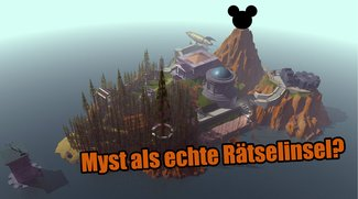 Myst: Disney hätte das Spiel fast zu einem Vergnügungspark gemacht