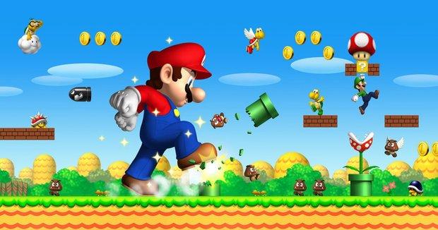 So alt ist Super Mario wirklich