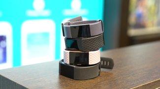 Fitbit Charge 2 und Flex 2: Zwei neue Fitness-Tracker im Hands-On-Video