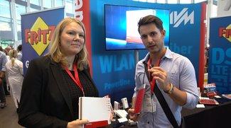 FRITZ!Box 7580 und Fritz!Dect 300: High-End-WLAN-Router und Heizungssteuerung im Hands-On-Video