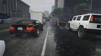 Wie Grand Theft Auto autonomen Autos das Fahren beibringt