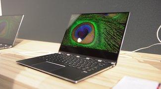 Lenovo Yoga 910: High-End-Convertible im Hands-On-Video