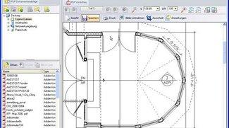 PDF To DXF JPG TIF Converter